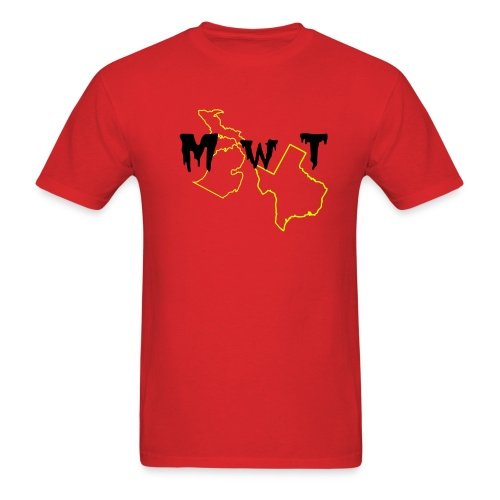 Messing w/ Texas - Men's T-Shirt