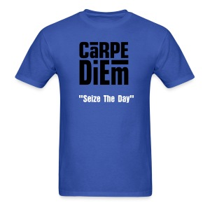 Seize- Click to see back - Men's T-Shirt