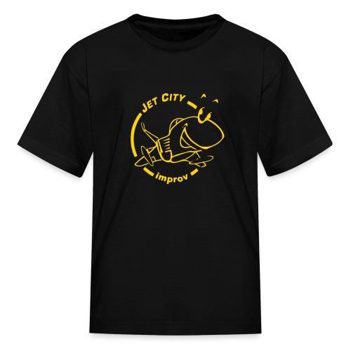 JCI - Classic Black for Children - Kids' T-Shirt
