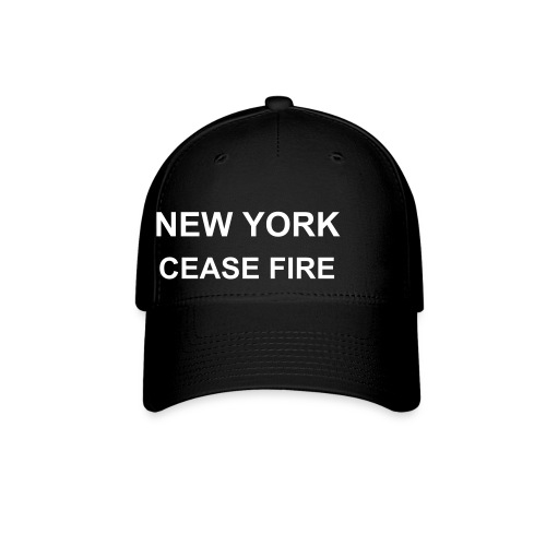 New York Cease Fire - Baseball Cap