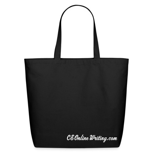 CEOnlineWriting.com - Tote Bag - Eco-Friendly Cotton Tote
