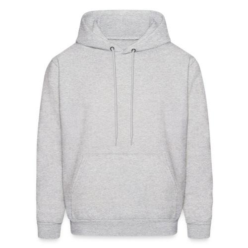 1- Sweat avec poche et capuche - Men's Hoodie