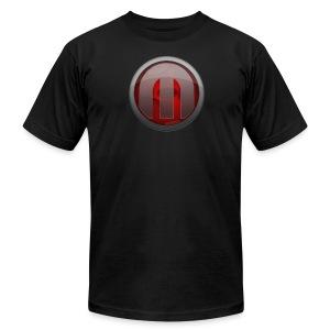 Men's Monochrome AA T-Shirt - Men's Fine Jersey T-Shirt