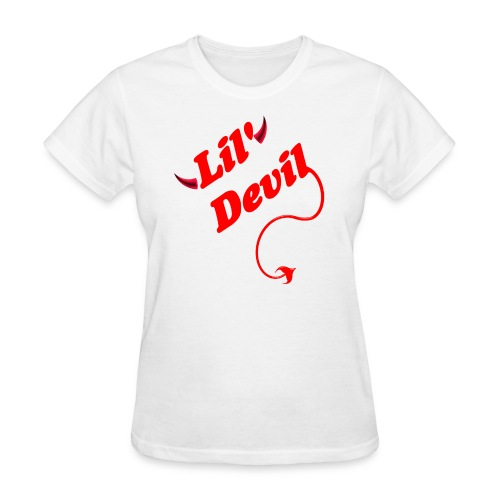 Lil Devil Tee - Women's T-Shirt