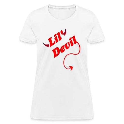 Lil Devil Tee - Women's T-Shirt