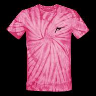 T-Shirts ~ Unisex Tie Dye T-Shirt ~ Emma's Shirt