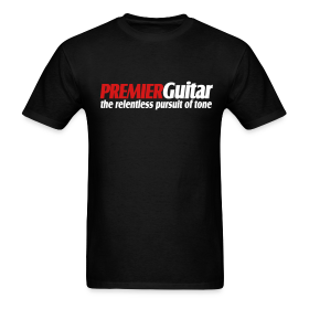 Premier Guitar T-Shirt ~ 351