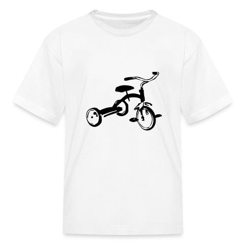 Child's Ride - Kids' T-Shirt