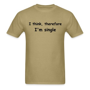 I Think Tee - Men's T-Shirt
