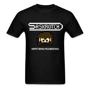 Saskrotch Homotional Mega Breaks - Men's T-Shirt