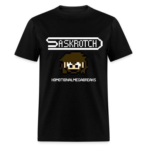 Saskrotch Homotional Mega Breaks - Men's T-Shirt
