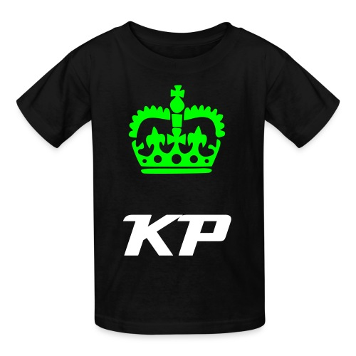 KP KIDS KING - Kids' T-Shirt
