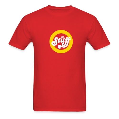 [thestuff] - Men's T-Shirt