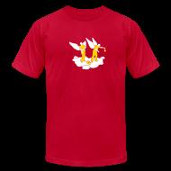 T-Shirts ~ Men's T-Shirt by American Apparel ~ [angelprank]