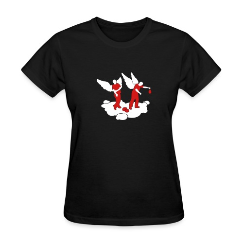 [angelprank] - Women's T-Shirt