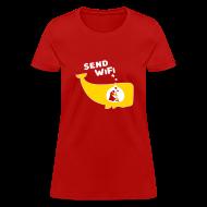 T-Shirts ~ Women's T-Shirt ~ [sendwifi]