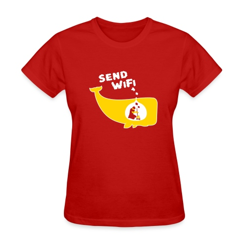 [sendwifi] - Women's T-Shirt