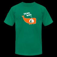 T-Shirts ~ Men's T-Shirt by American Apparel ~ [sendwifi]