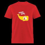 T-Shirts ~ Men's T-Shirt ~ [sendwifi]