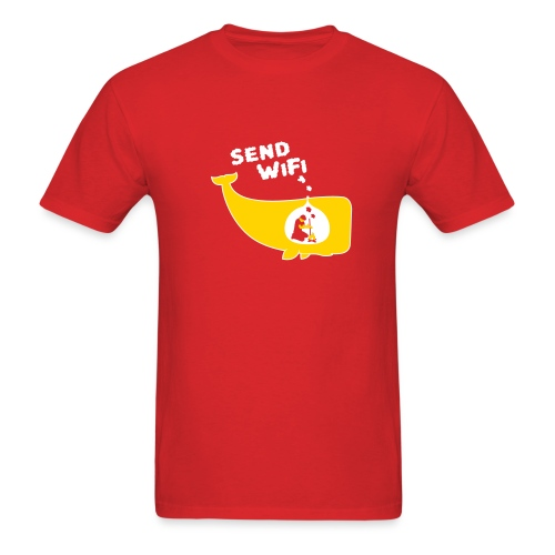 [sendwifi] - Men's T-Shirt