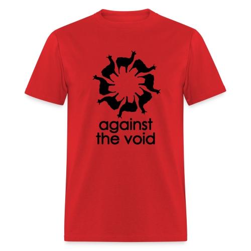 Against The Llama - Men's T-Shirt