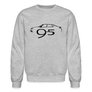 Saab 9-5 MY2010 - Crewneck Sweatshirt