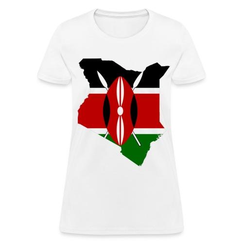 Kenya - Women's T-Shirt