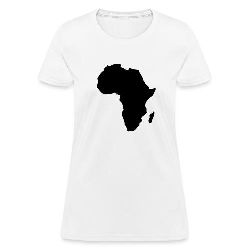 Africa - Women's T-Shirt