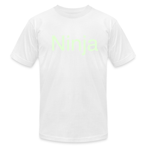 Ninja male tee - Men's Fine Jersey T-Shirt
