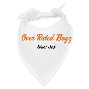 Over Rated Boyz Bandanna - Bandana