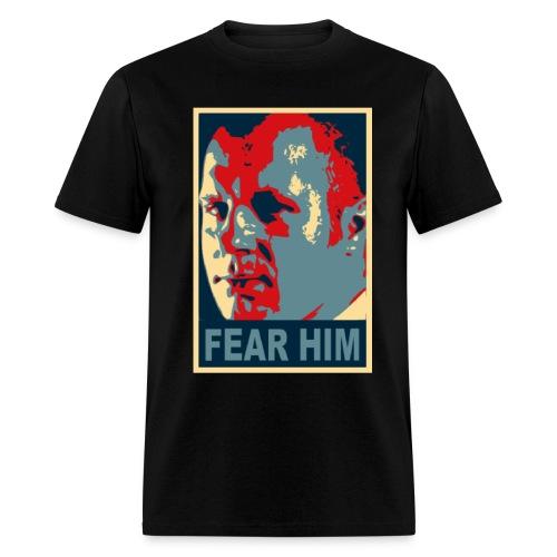 Fedor Emelianenko Last Emporer T-shirt. - Men's T-Shirt