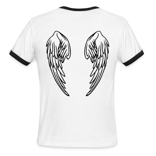 Angel - Men's Ringer T-Shirt