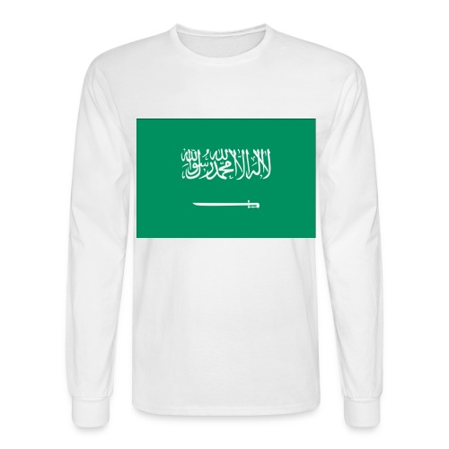 Saudia Arabia - Men's Long Sleeve T-Shirt