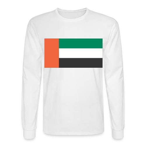 United Arab Emarites - Men's Long Sleeve T-Shirt