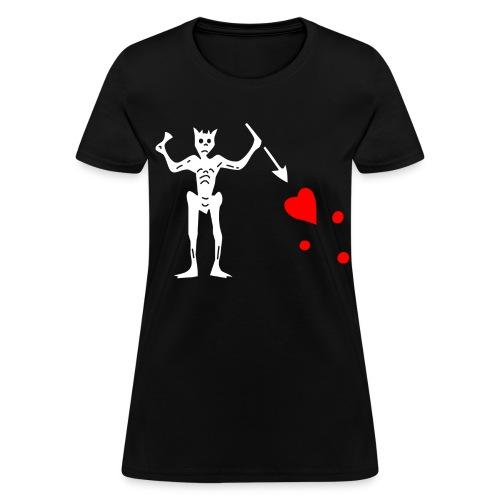 Blackbeard! (Women's) - Women's T-Shirt