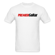 T-Shirts ~ Men's T-Shirt ~ PG T-Shirt (White)