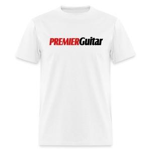 PG T-Shirt (White) - Men's T-Shirt