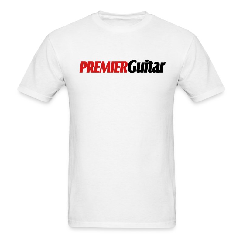 PG T-Shirt (White) - Men's T-Shirt