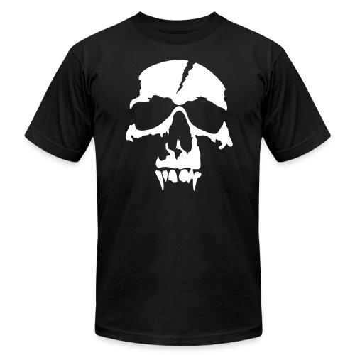 Skull Angel tee - Men's Fine Jersey T-Shirt