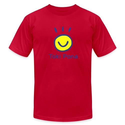 American Apparel t-shirt - Men's Fine Jersey T-Shirt