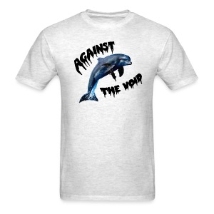 Defeat The Porpoise - Men's T-Shirt