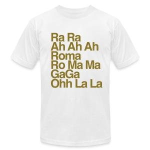Gaga Special Edition Crew - Men's Fine Jersey T-Shirt