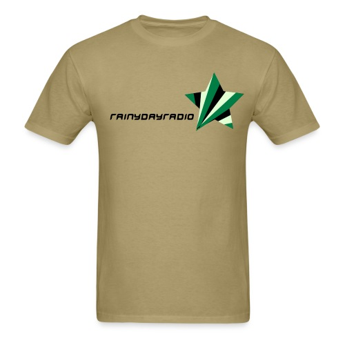 Rainy Day Star - Men's T-Shirt