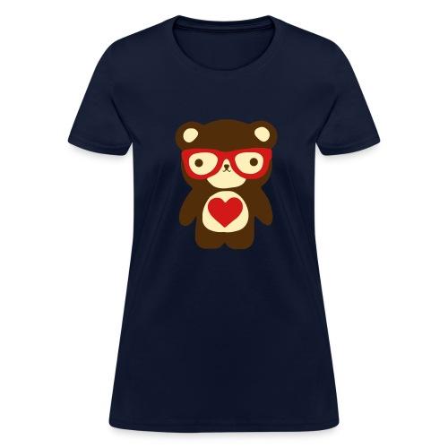 Teddy, Teddy - Women's T-Shirt