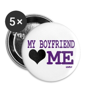 BF loves me - Large Buttons