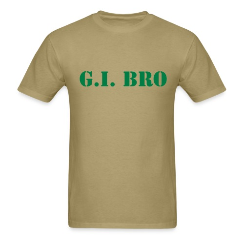 GI BRO - Men's T-Shirt