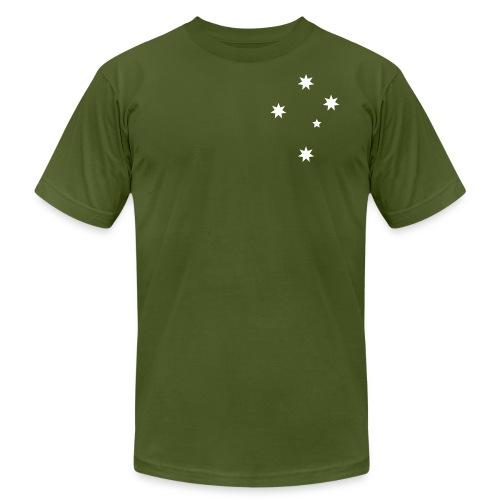 Southern Cross Training T - Men's Fine Jersey T-Shirt