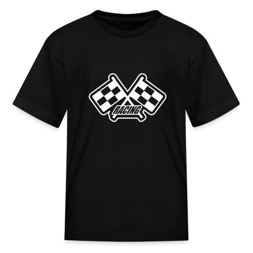 Racing - Kids' T-Shirt