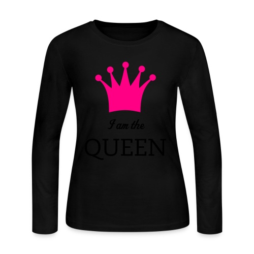 Queen - Women's Long Sleeve Jersey T-Shirt