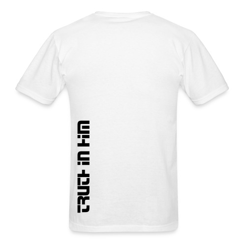 Truth in Space - Men's T-Shirt